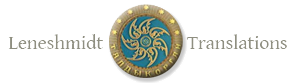 Leneshmidt Kazakh, Russian and English Translation Services Logo
